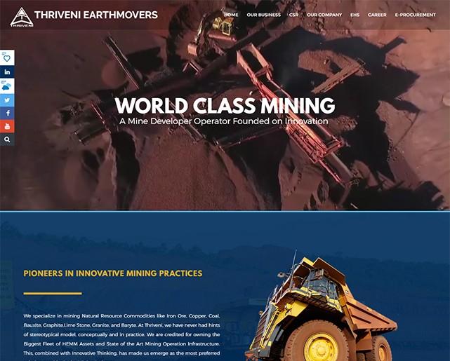 CMS Drupal- Corporate Website