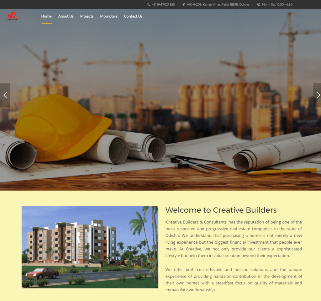 Builders and Consultants