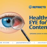 Ad Banner Design for an Eye Care